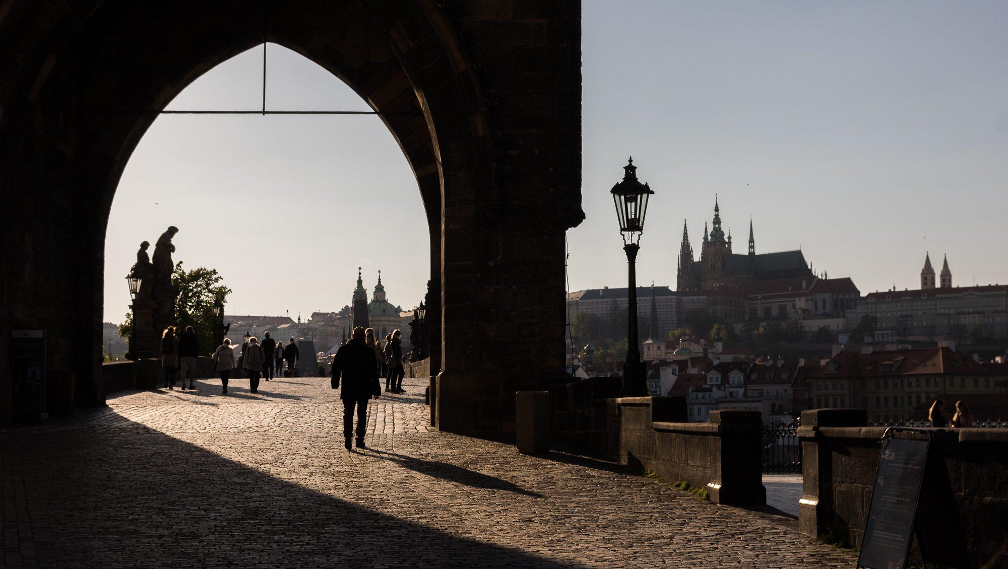"Praha vs. ""chalupář"""