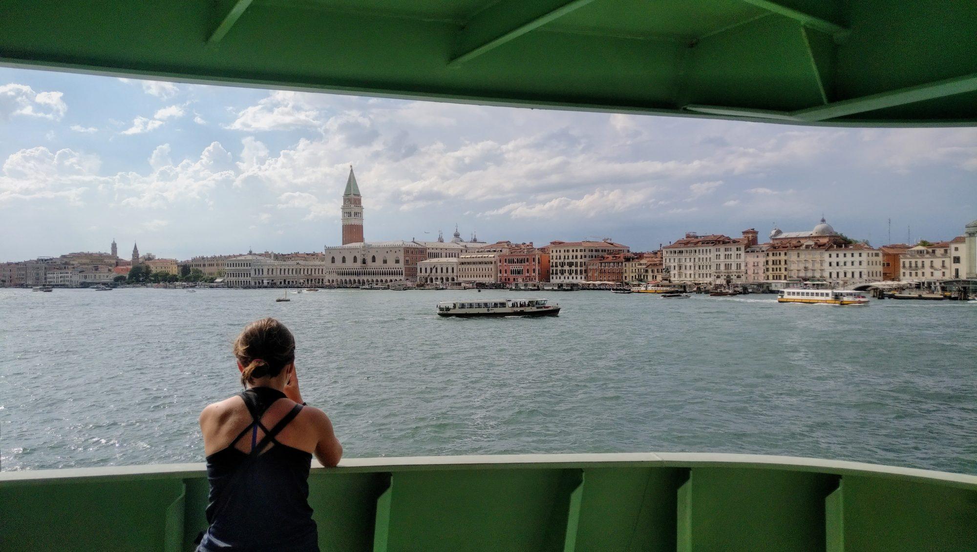 Jedeme do Itálie (Jsme v Benátkách! Jak dál?!)